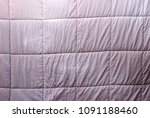 close up square sewing texture... | Shutterstock . vector #1091188460