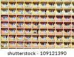 urban house or building  facade ... | Shutterstock . vector #109121390