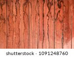 old brown wood texture  red... | Shutterstock . vector #1091248760
