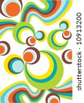pop art pattern | Shutterstock .eps vector #10913200