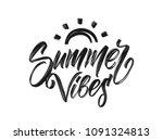 vector illustration ... | Shutterstock .eps vector #1091324813