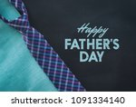 father's day graphic for... | Shutterstock . vector #1091334140