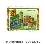old stamp | Shutterstock . vector #10913752