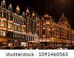 london  england   december 14 ... | Shutterstock . vector #1091460563