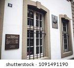 trier  germany   feb 21  2015 ... | Shutterstock . vector #1091491190