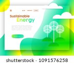 landing page for sustainable...