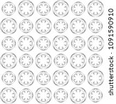 seamless abstract black texture ... | Shutterstock . vector #1091590910