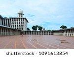 jakarta  indonesia   april 26th ... | Shutterstock . vector #1091613854