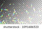 holographic background with... | Shutterstock .eps vector #1091686523