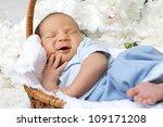 newborn | Shutterstock . vector #109171208