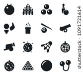 set of simple vector isolated... | Shutterstock .eps vector #1091721614