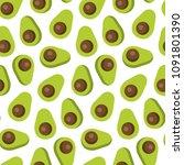vector seamless pattern of...   Shutterstock .eps vector #1091801390