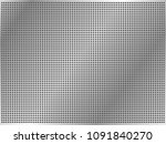 metal perforated plate   Shutterstock .eps vector #1091840270