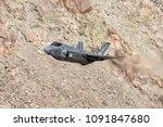 rainbow canyon  panamint... | Shutterstock . vector #1091847680