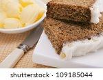 Ginger Cake Traditionally Eate...