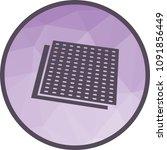 sandpaper  refinishing  surface | Shutterstock .eps vector #1091856449