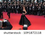 cannes  france   may 09  2018 ... | Shutterstock . vector #1091872118