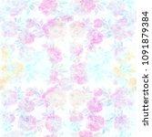 peony. seamless background....   Shutterstock . vector #1091879384