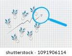 website analytics and...   Shutterstock . vector #1091906114