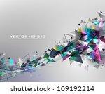 vector background | Shutterstock .eps vector #109192214
