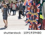 london  uk   may 15th 2018 ... | Shutterstock . vector #1091939480