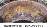 venice  italy   may 28   christ ... | Shutterstock . vector #1091999696