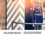 prague  czech republic   april...   Shutterstock . vector #1092035000