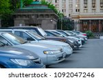 moscow  russia   may  15  2018  ... | Shutterstock . vector #1092047246
