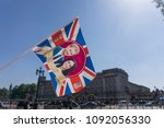 london  uk   may 15th 2018 ... | Shutterstock . vector #1092056330