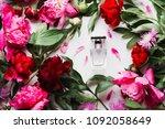 Pink Bottle Of Women\'s Perfume...