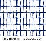 geo pattern  japanese kimono... | Shutterstock .eps vector #1092067829