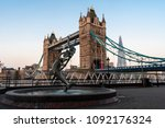 london  uk   may 21st 2018  a... | Shutterstock . vector #1092176324