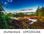 Panorama Of The Piton Des...
