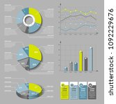 infographic design vector and... | Shutterstock .eps vector #1092229676