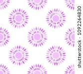 abstract geometric pattern.... | Shutterstock .eps vector #1092264830