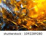 bottle. industrial production... | Shutterstock . vector #1092289280