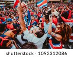 san jose  costa rica   june 20  ... | Shutterstock . vector #1092312086
