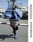 netanya  israel march 3... | Shutterstock . vector #109234346