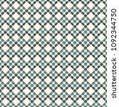 herringbone wallpaper. abstract ... | Shutterstock .eps vector #1092344750