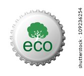 vector illustration of eco... | Shutterstock .eps vector #109236254