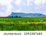 forests  mountains  the sky and ... | Shutterstock . vector #1092387683