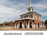 fayetteville north carolina... | Shutterstock . vector #1092432338