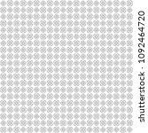 seamless abstract black texture ... | Shutterstock . vector #1092464720