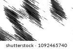 black and white grunge pattern... | Shutterstock . vector #1092465740