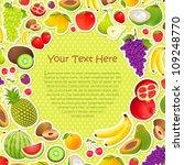 vector illustration of... | Shutterstock .eps vector #109248770