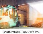 Business Logistic Concept ...
