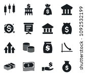 set of simple vector isolated...   Shutterstock .eps vector #1092532199