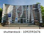 kolobrzeg  west pomeranian  ... | Shutterstock . vector #1092592676