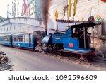 darjeeling  india  march 10... | Shutterstock . vector #1092596609