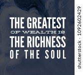 motivational and inspirational... | Shutterstock . vector #1092602429